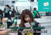 Kenali Lebih Jauh Aplikasi Sarahah Dan Fiturnya Yang Mendadak Viral Ini