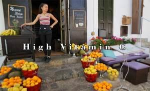 7 Buah Dan Sayuran Yang Banyak Mengandung Vitamin C