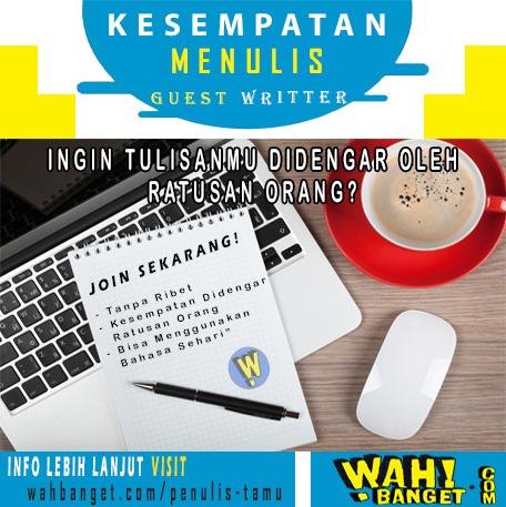 Brosur Penulis Tamu wahbanget.com