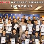 Wahbanget Raih Penghargaan IWA 2017 Di EV Hive City, Jakarta Amazing