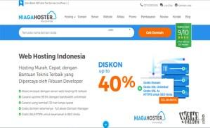 Niagahoster Web Hosting Terbaik Di Indonesia Dan Dunia Tahun 2018