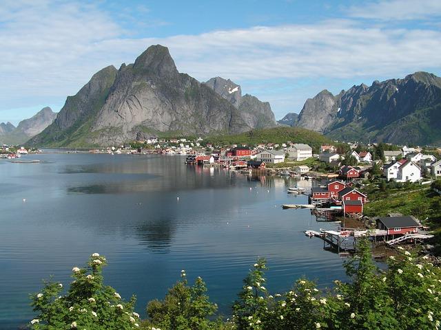 Norwegia_6 Negara Terkaya Di Dunia Dengan Gaji Yang Wah Banget