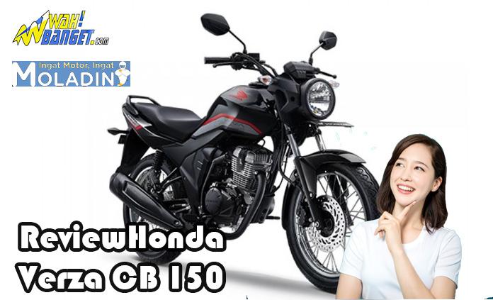 Mengulas Spesifikasi Lengkap Honda Verza Cb 150