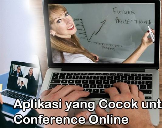 3 Aplikasi Yang Cocok Untuk Conference Online