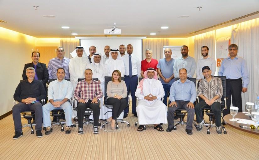 طريق البطل، ورشة متميزة لشركة جارمكو البحرين