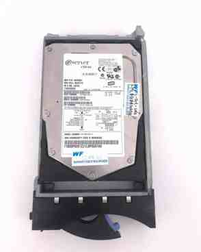 IBM 36.4GB 15K 80 PIN U160 SCSI HARD DRIVE (06P5770)