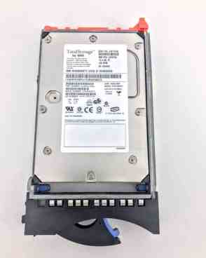 IBM 73.4GB 15K RPM 3.5″ 2GB FIBRE CHANNEL HARD DRIVE (32P0769)