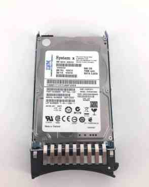 IBM 500GB SATA 2.5″ 6G 7200RPM SFF HARD DRIVE (42D0753)