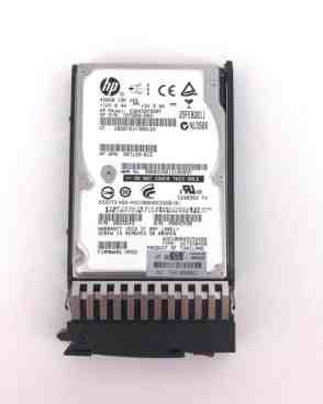 HP 450GB 2.5″ SFF SAS 10K RPM DP ENT HARD DRIVE (581310-001)