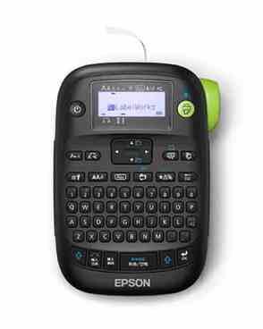 EPSON LW-400 PORTABLE LABEL PRINTER (C51CB70220)