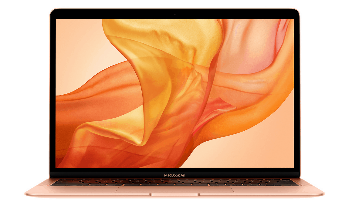 Apple推出全新MacBook Air 13吋 2020
