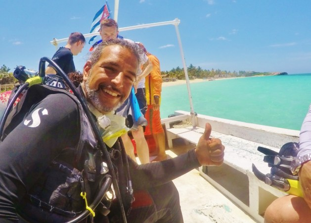 good dive standards and safety in Cuba