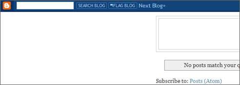 Menyembunyikan NavBar di Blogspot