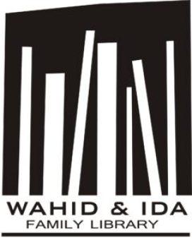 Perpustakaan Keluarga Wahid&Ida Family Library