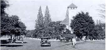 Jalan Kotabaru tahun 1937