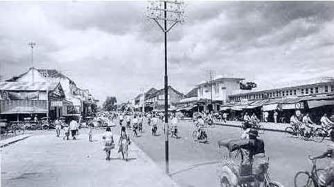 Pasar Beringharjo tahun 1910