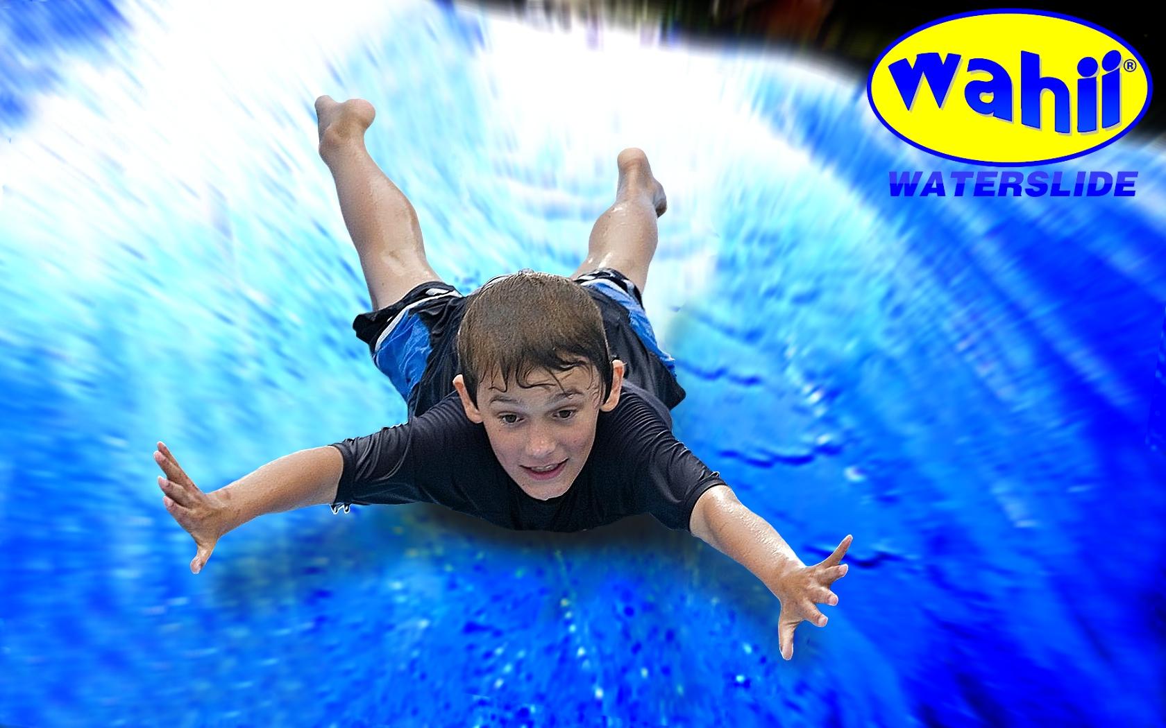 Water Slide Slip
