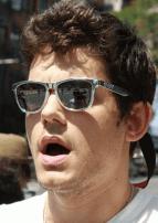 as seen on John Mayer