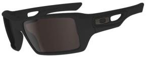 $190 Oakley EYEPATCH® 2 SKU# OO9136-05 Color: Matte Black/Warm Grey