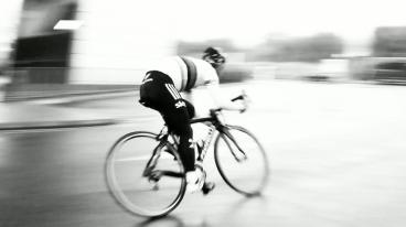 Mark Cavendish at full throttle.