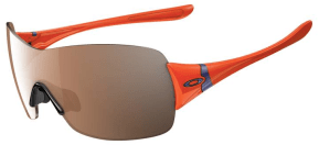 $270 MISS CONDUCT™ SQUARED SKU# OO9141-15 Color: Orange Flare/VR28 Black Iridium