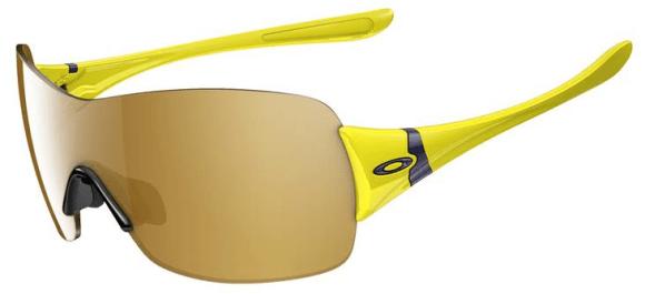 $270 MISS CONDUCT™ SQUARED SKU# OO9141-14 Color: Sunflower/Gold Iridium