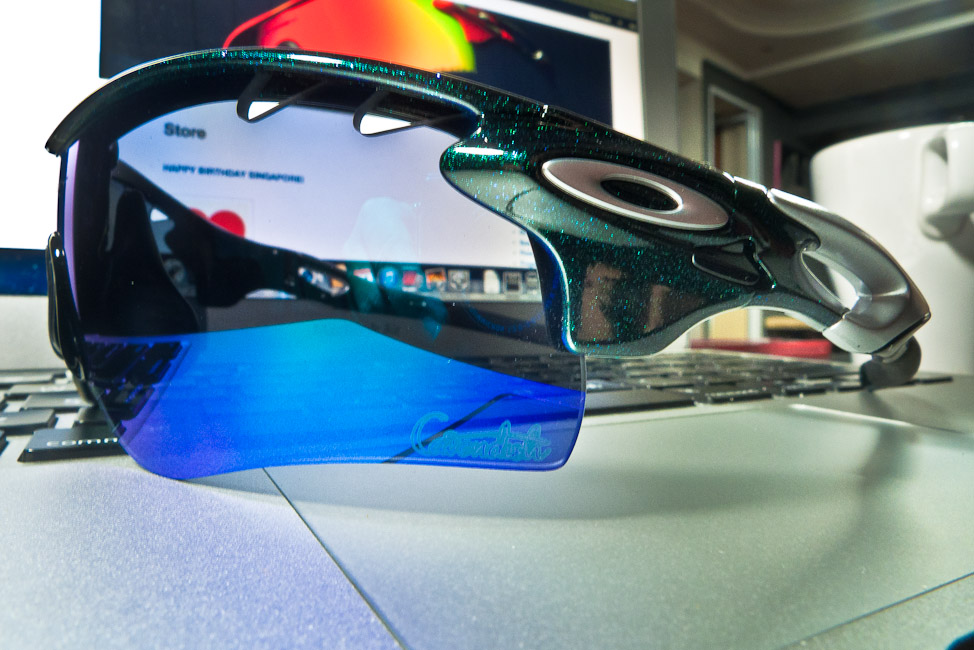 6e443960557 Oakley Radarlock Mark Cavendish Review « Heritage Malta
