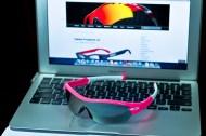 RADAR® EDGE™ SKU# OO9184-09 Color: Pink Lava/Black Iridium