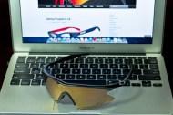 M FRAME® SWEEP® SKU# 09-101 with Gold iridium lens