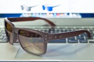 POLARIZED HOLBROOK™ SKU# OO9102-03 Color: Matte Rootbeer/Bronze Polarized