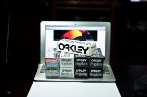 The many types of Oakley Frogskins Boxes. I just love those boxes...