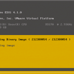 Unattended Install of VMware ESXi using Kickstart