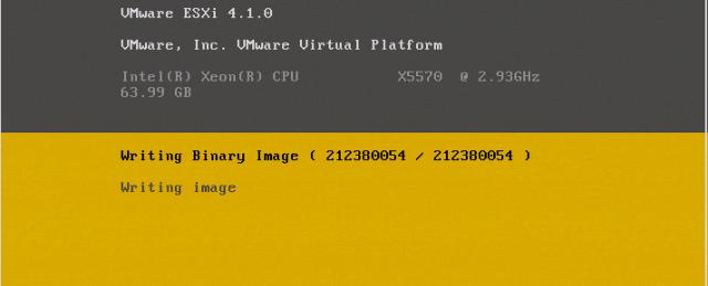 Unattended Install of VMware ESXi using Kickstart