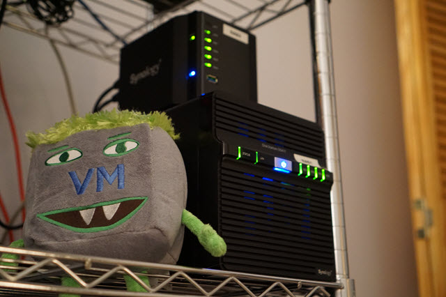 Melvin protects my management arrays