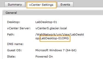 ADSI Edit to the Rescue: Modifying VM Folder Settings in VMware View