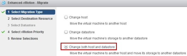 Leveraging VMware's Enhanced Shared-Nothing vMotion - Wahl Network