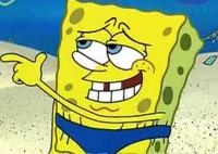 spongebob-speedo