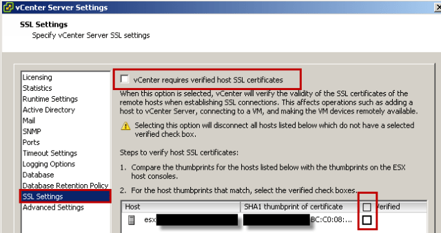 vCenter 5.1 Upgrade Planned? Verify SSL Certificate Checking - Wahl ...