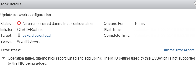 mtu-not-supported