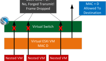 Rejecting VMware MAC Address Changes Explained - Wahl Network