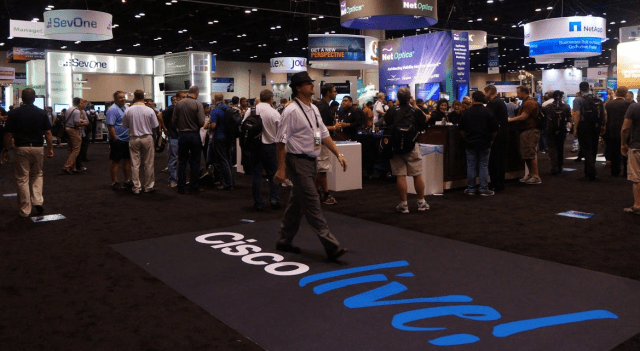 The Official Roving Report Album at Cisco Live 2013 US