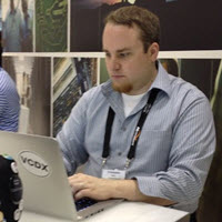 Editing video on the go at Cisco Live! 2013