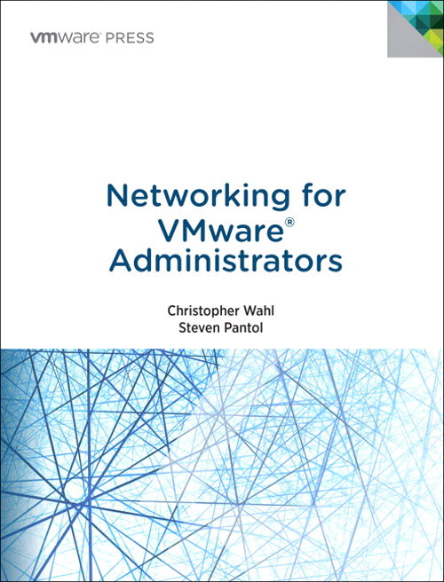 Networking for VMware Administrators is Now Available