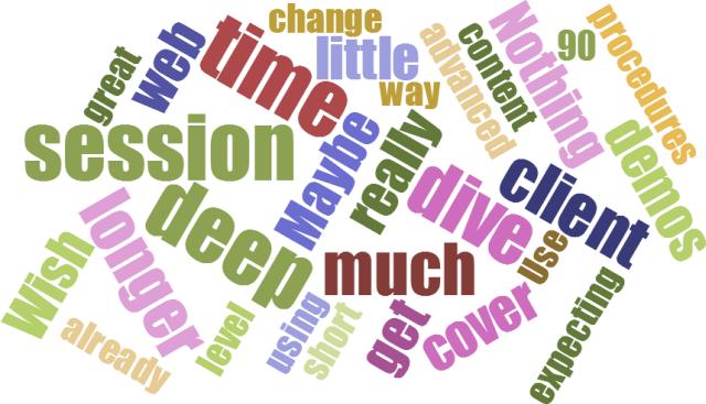 VDS - Changes