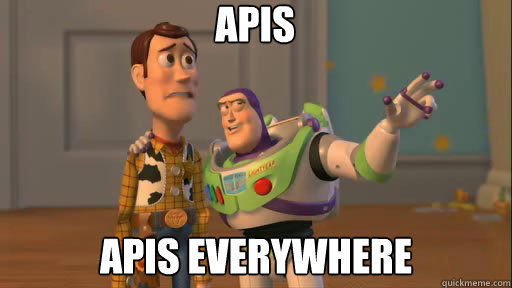 apis-everywhere
