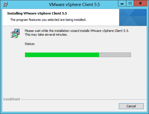 vSphere Client 5 5 U2 offers Restricted Edit of Hardware