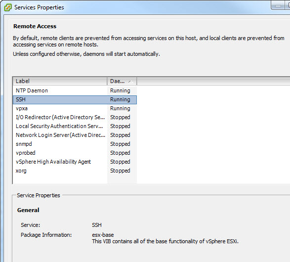 Accessing the ESXi Direct Console User Interface (DCUI) via