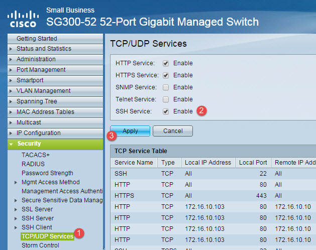 Hands On With a Cisco SG300-52 Switch - Wahl Network