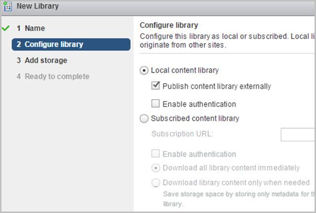 library-settings