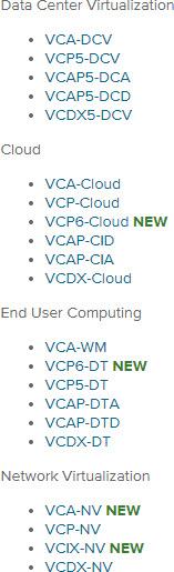 vmware vsphere 5.5 vca dcv vcp5 dcv